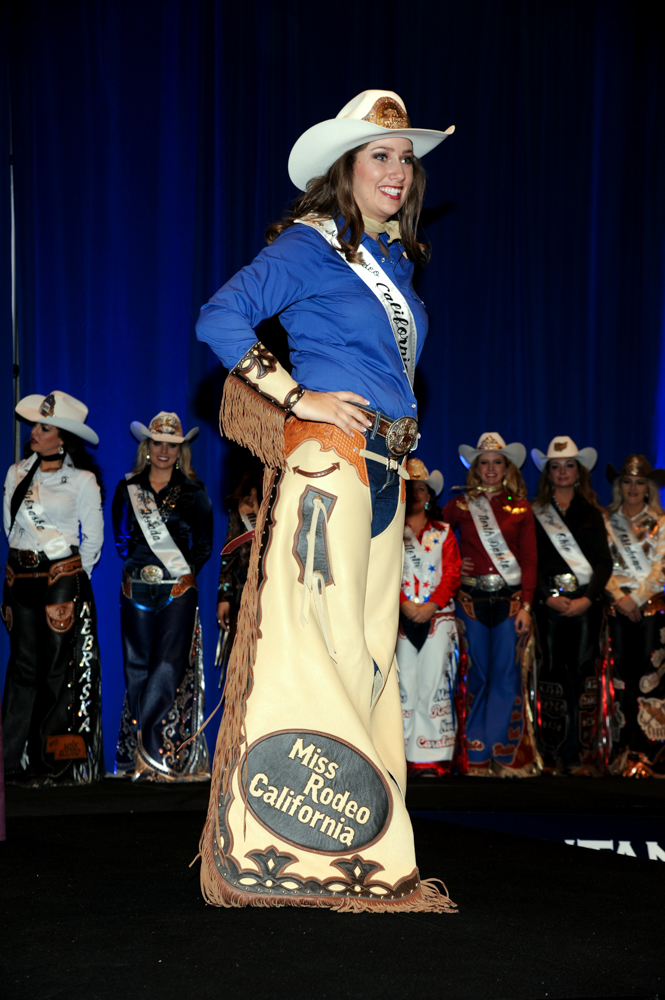 Miss Rodeo California Chaps